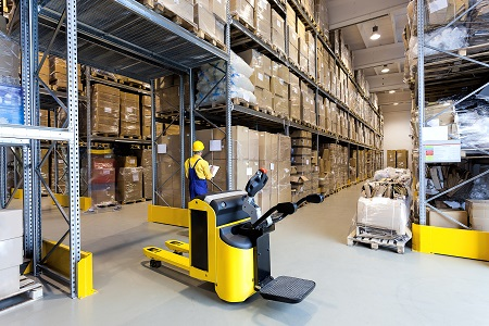 oztop- Warehouse delivery